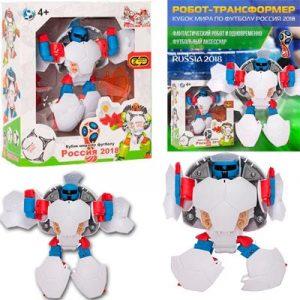 2018 жылғы ойыншық робот трансформаторы